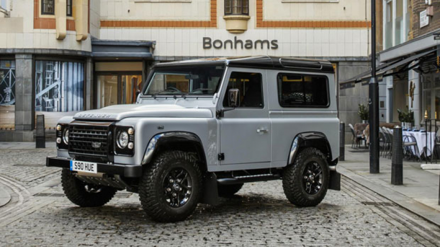 Defender n° 2.000.000 all'asta