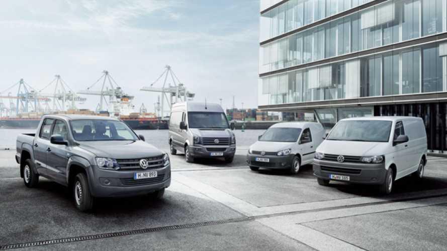 Volkswagen Commerciali bene in Europa