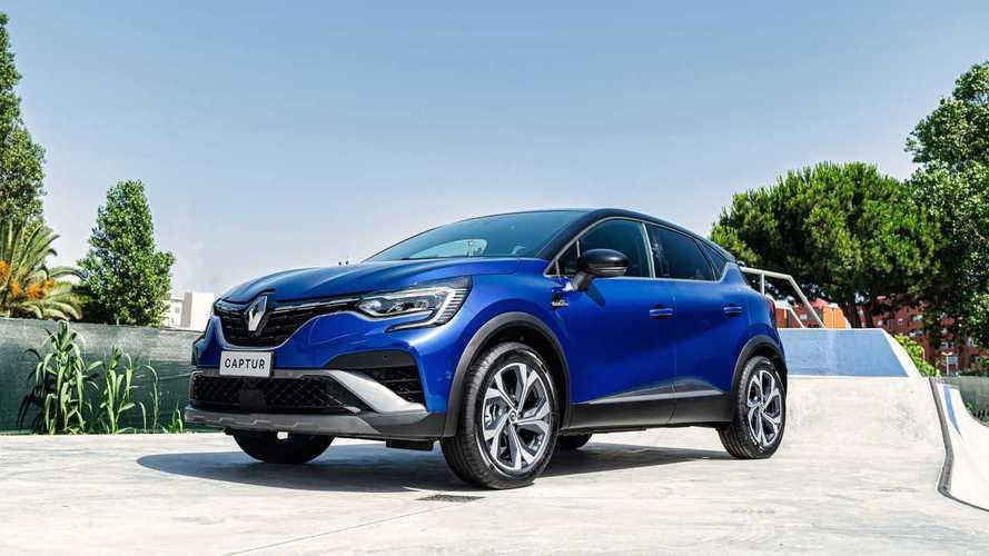 Renault Captur E-Tech Hybrid 2021