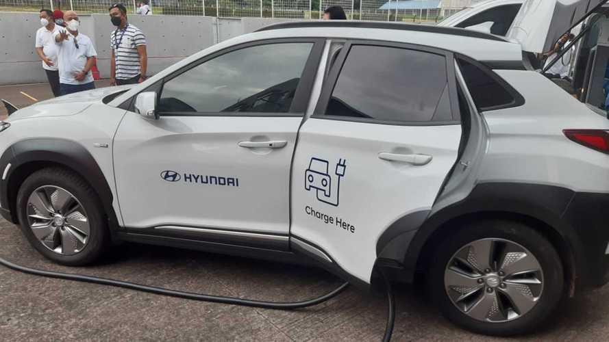 Hyundai Punya Layanan Mobile Charging EV, Gratis Selama Masa Garansi