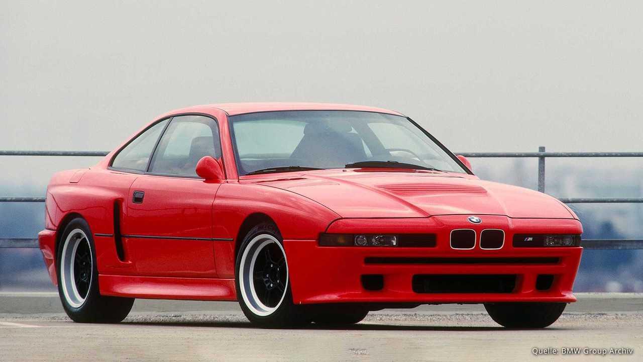 El primer BMW M8 (E31) cumple 30 años