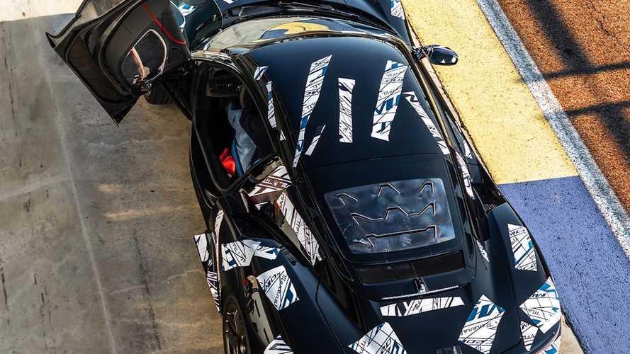 La Maserati MC20 en essai à Modène
