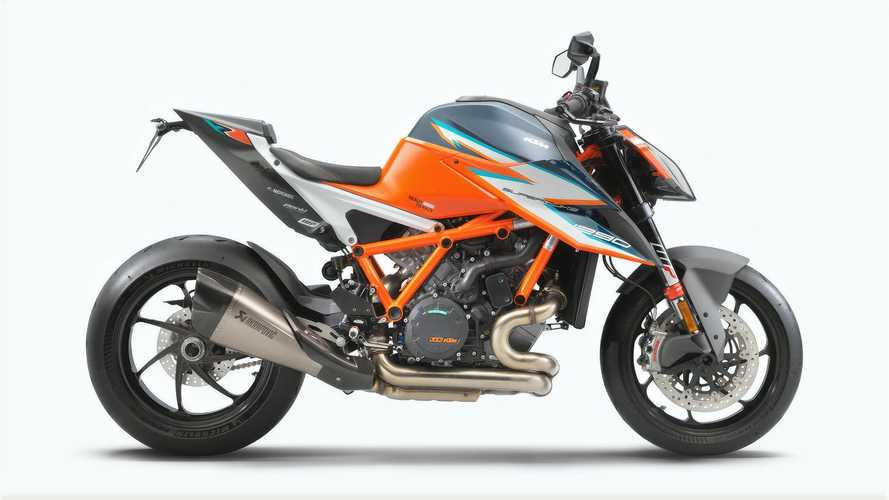 KTM Launches Limited Edition 1290 Super Duke RR In April 2021