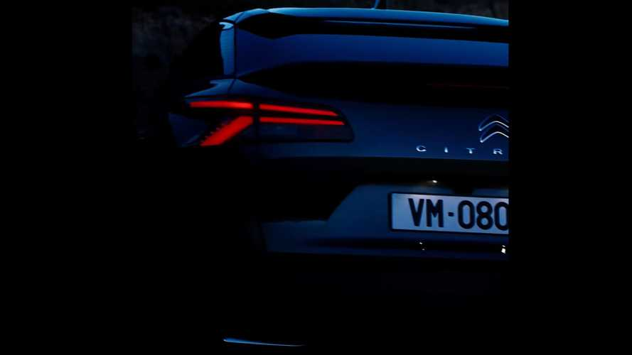 2022 Citroen C5 teases quirky styling ahead of 12 April premiere