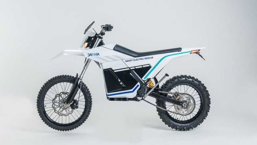 Spanish Students Design Electric Enduro With 3D-Printed Parts