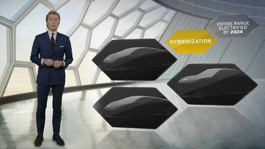 Lamborghini'den elektriğe büyük yatırım!