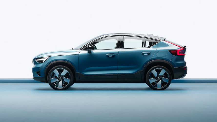 Volvo C40 electric hatchback goes on sale with prices from £57k