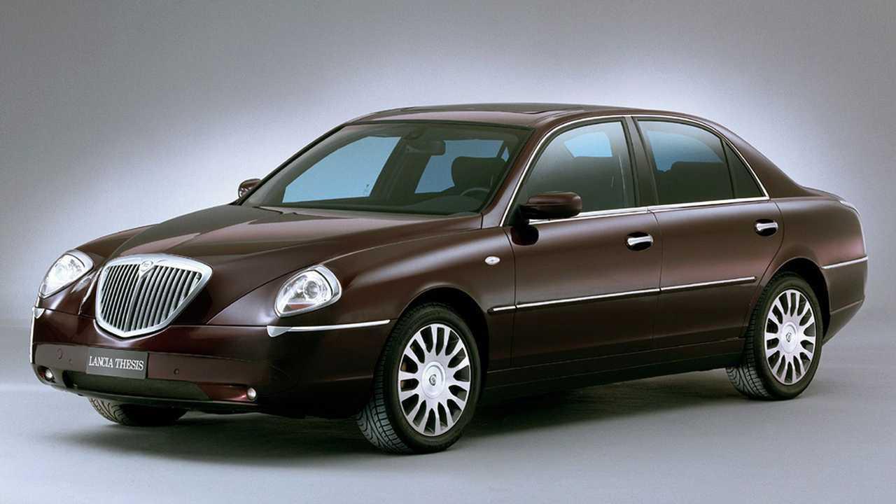 Lancia Thesis (2002-2009)