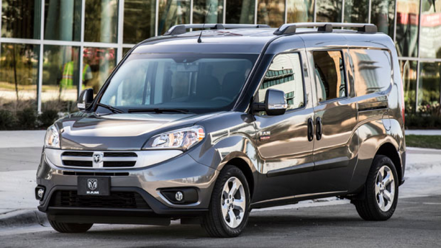 Ram ProMaster City vince in USA