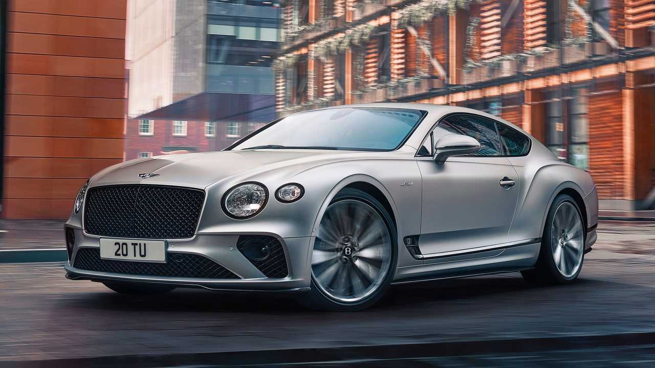 2021 Bentley Continental GT Speed Extérieur