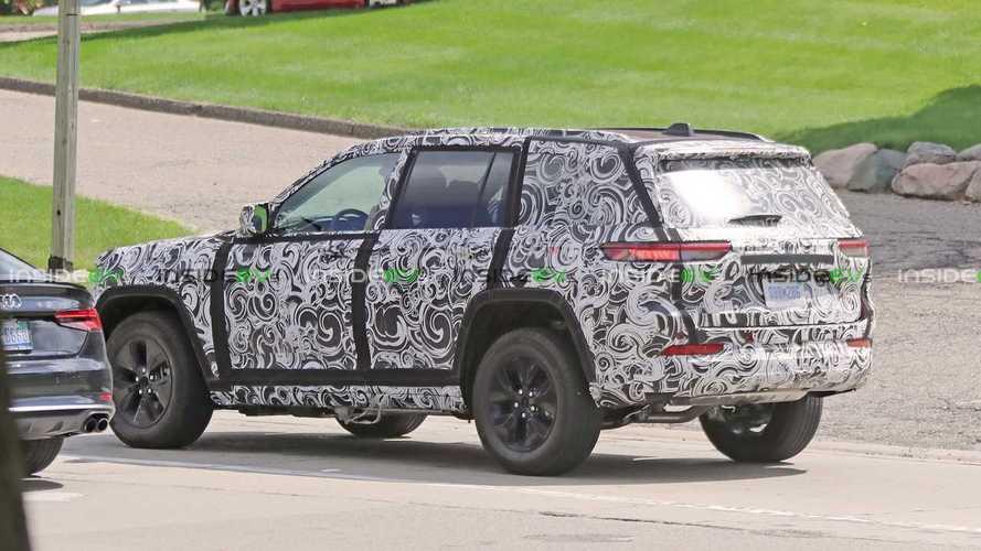 2022 Jeep Grand Cherokee 4xe PHEV