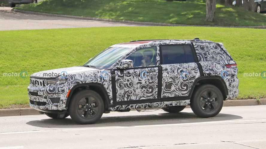 Jeep Grand Cherokee 4xe, kullanıcılar ile buluşmaya hazır