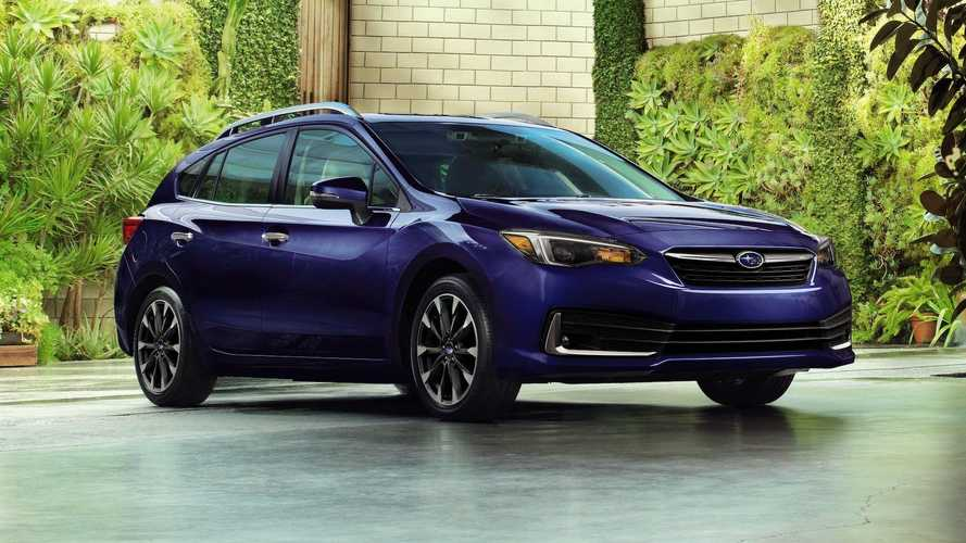 2022 Subaru Impreza Announced With Unchanged Starting Price