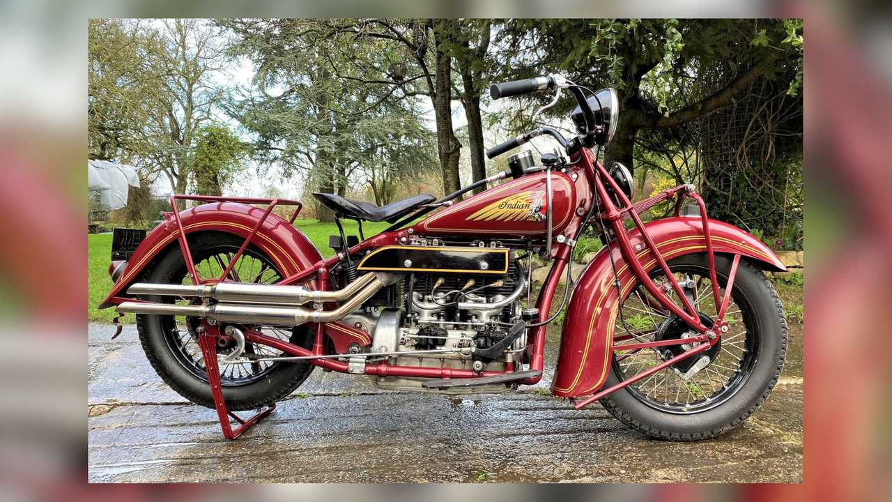 Subasta del Museo Británico de la Motocicleta