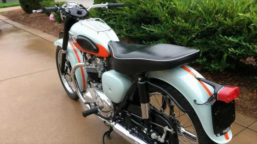 1959 Triumph T120 Bonneville