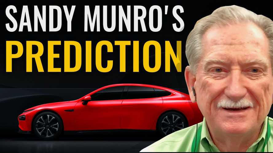 Sandy Munro Predicts Chinese EV Companies Will Rise to Global Power