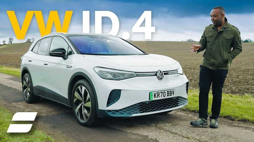 The All-New VW ID.4 Is A Solid Family SUV, Here's Why