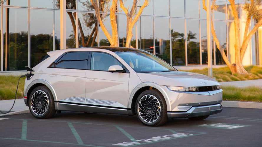 Hyundai EV Sales Surge In June 2021 Thanks To Ioniq 5