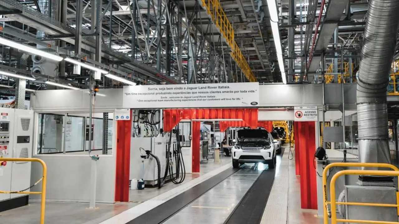 Fábrica Jaguar Land Rover Itatiaia (RJ) - 5 Anos