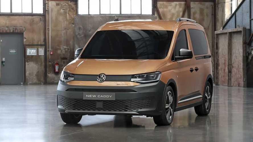 Volkswagen Caddy PanAmericana, per chi cerca l'avventura