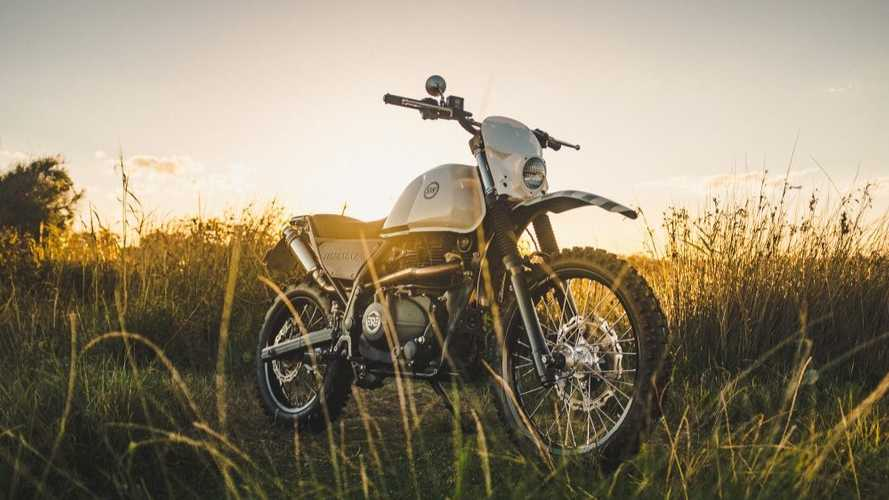This Custom Royal Enfield Himalayan Is A Classic Enduro Dream