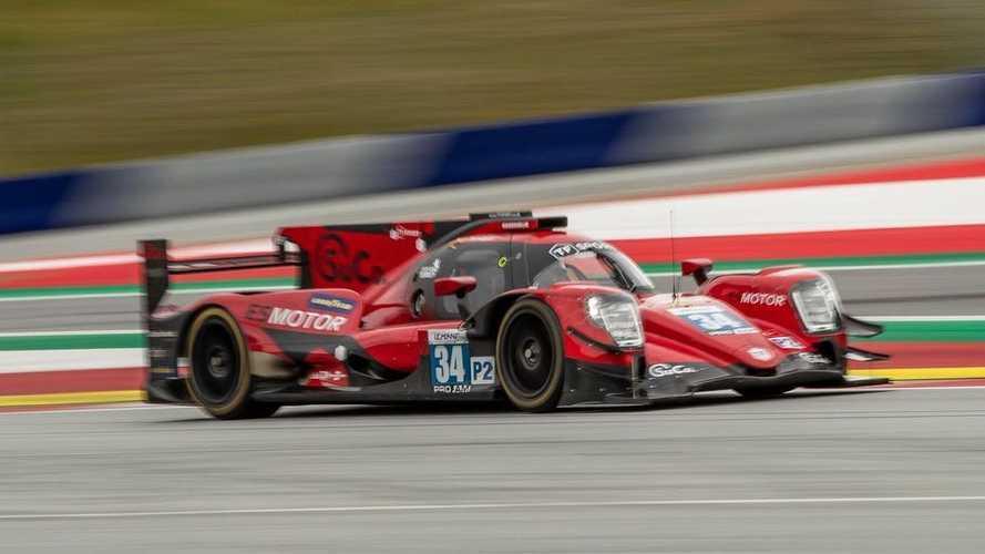 Avrupa Le Mans serisi: Racing Team Turkey'e Red Bull Ring'de pole