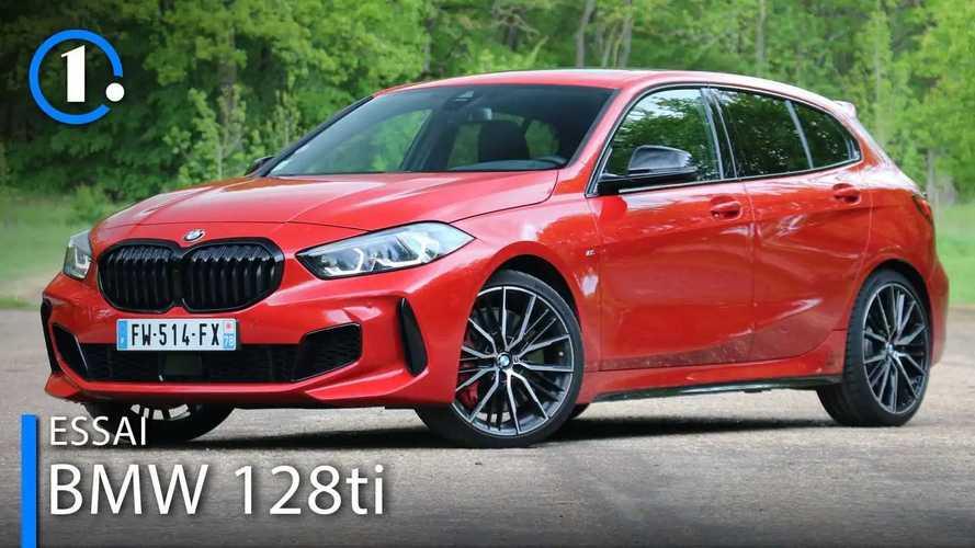 Essai BMW 128ti (2021) - Moins par moins donne-t-il plus ?