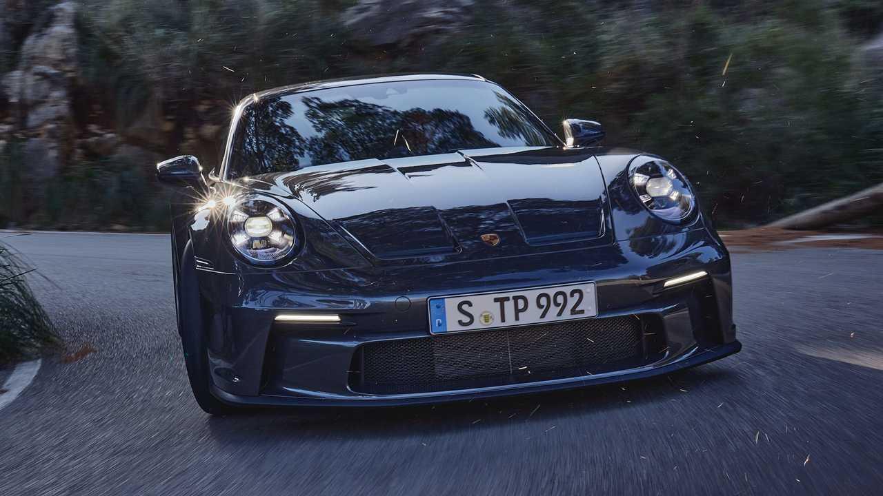 Porsche 911 GT3 Touring Ön Cephe