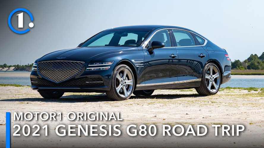 The Genesis G80 Eats Up Highway Miles And Looks Great Doing It