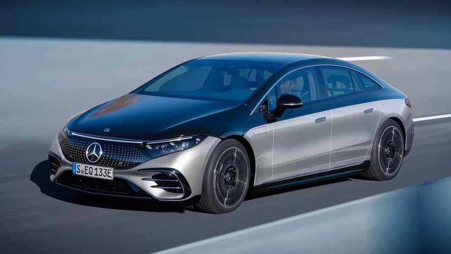 Mercedes-Benz EQS (2021) - Toutes les photos, toutes les infos