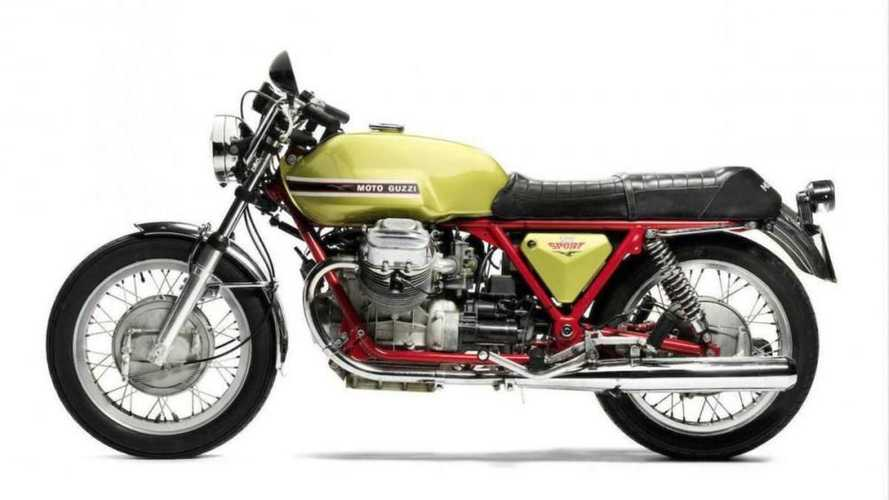 Moto Guzzi Commemorates Centennial With Italian Traveling Exhibit