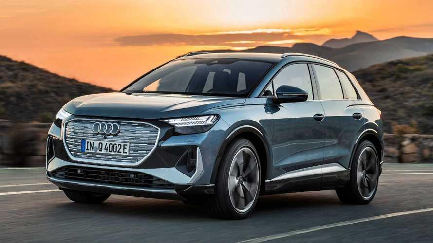 Audi Q4 e-tron y Q4 Sportback e-tron 2021: ecología llamativa