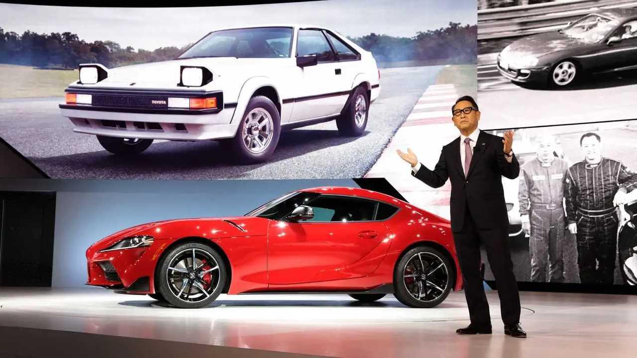 Toyota Investors Criticize Akio Toyoda's Posture About EVs