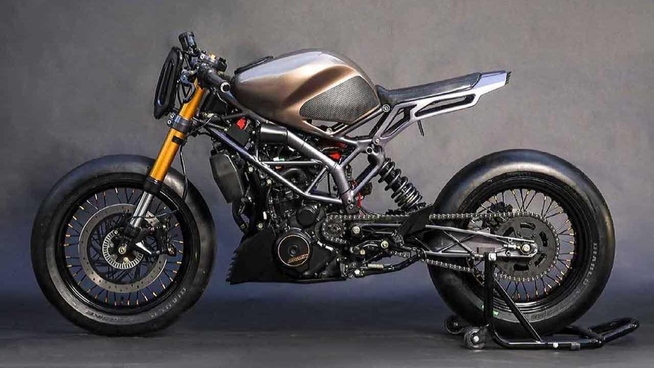 Check Out This Track-Ready Custom KTM 390 Duke