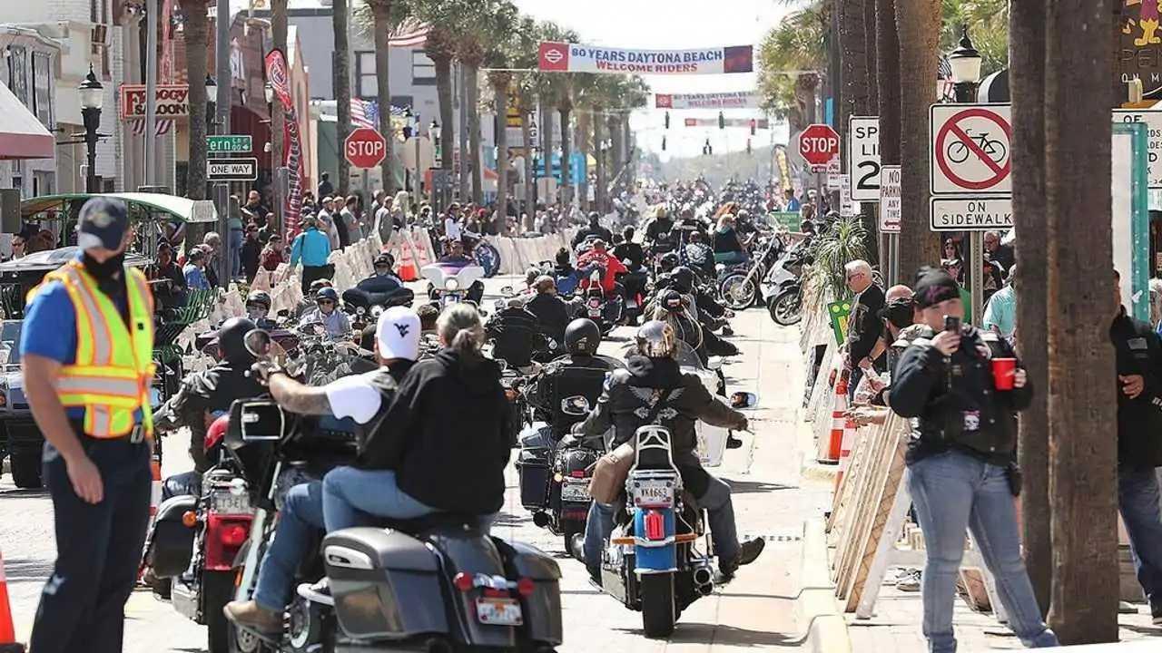 2021 Daytona Bike Week