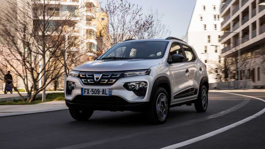 Teste Dacia Spring - (Kwid elétrico)