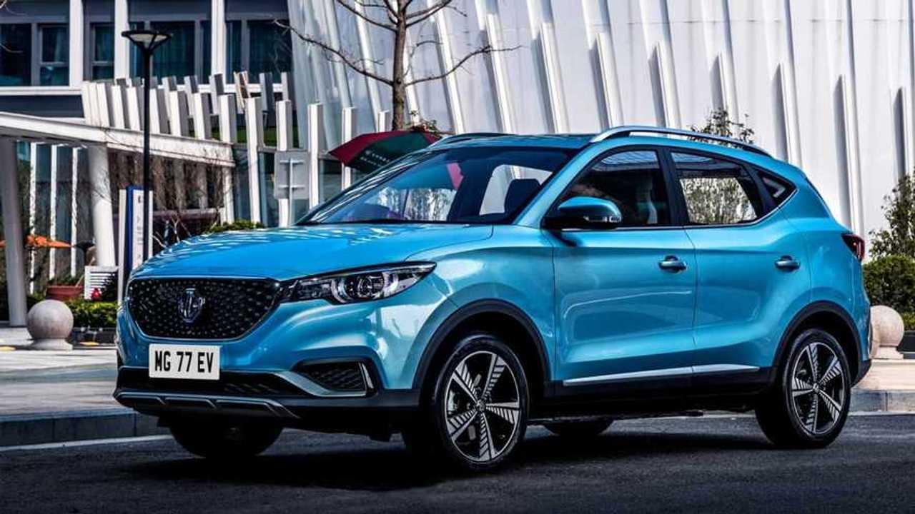 Der MG ZS EV kostet in Deutschland nur knapp 32.000 Euro