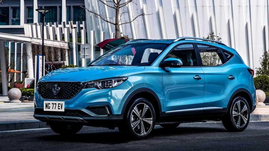 MG ZS EV: Kleinwagen-SUV aus China für knapp 32.000 Euro