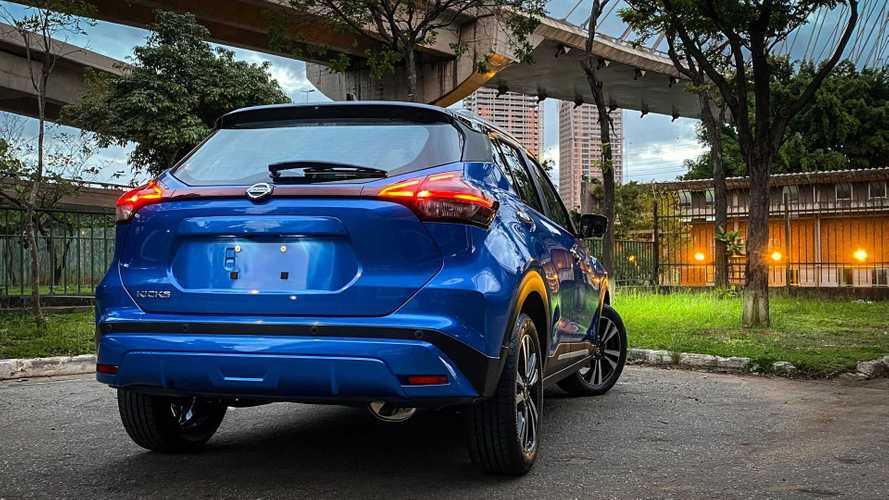Nissan Kicks Exclusive 2022 (Teste BR)