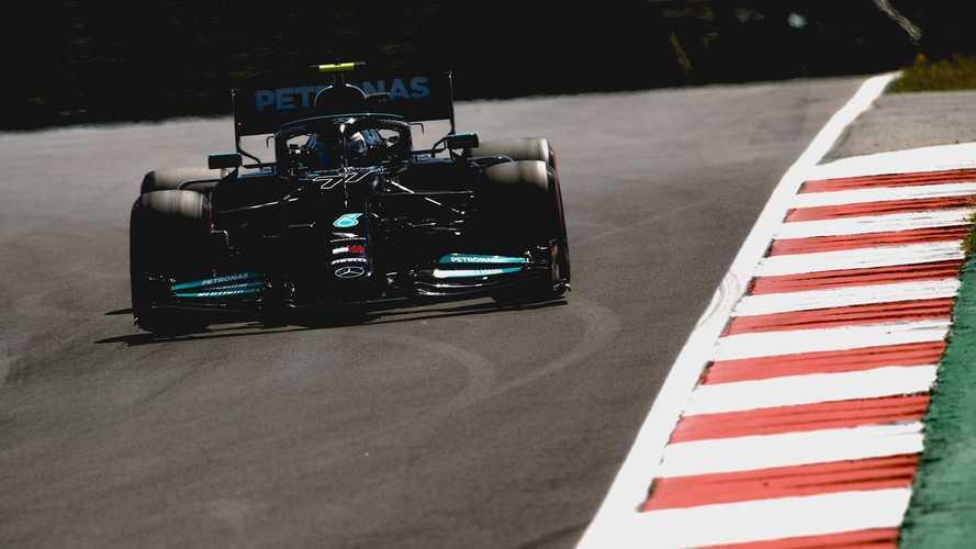 2021 Portekiz GP: Bottas pole, Mercedes 1-2!