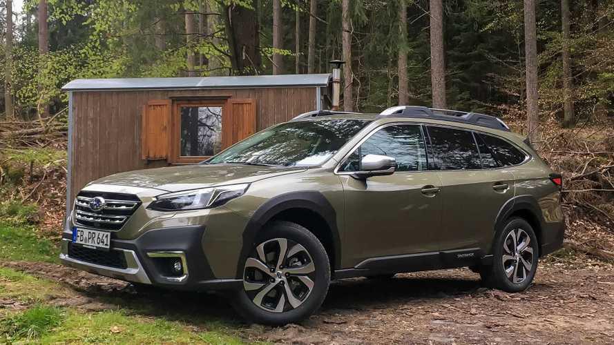 Subaru Outback (2021) im Test