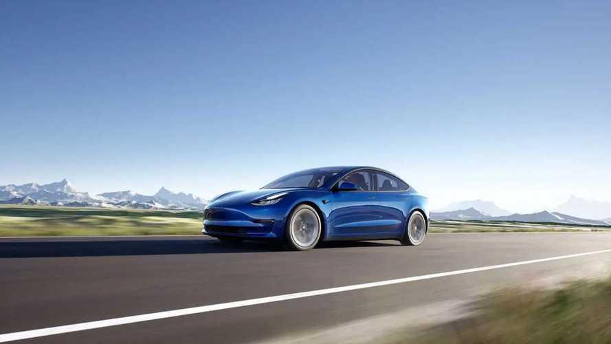 La Tesla Model 3 se dote d'une nouvelle batterie