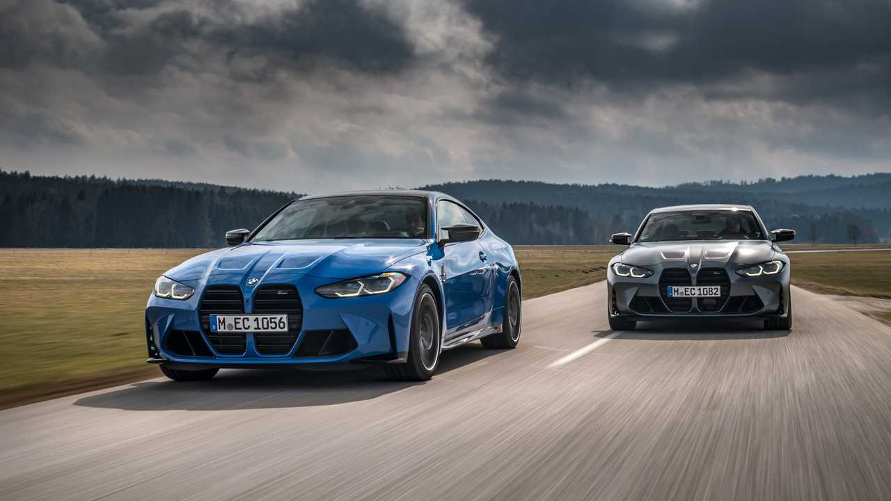 BMW M3 y M4 Competition xDrive 2021
