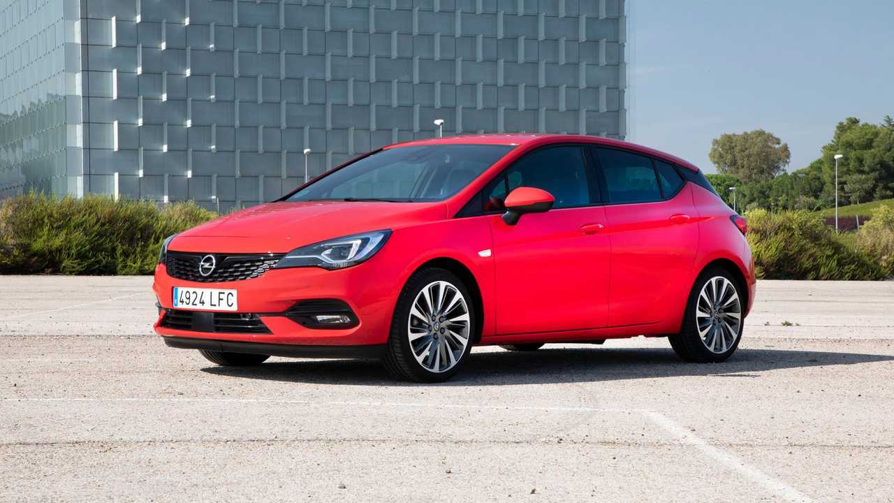 Opel Astra Ultimate 1.4T 145 CV CVT 2021