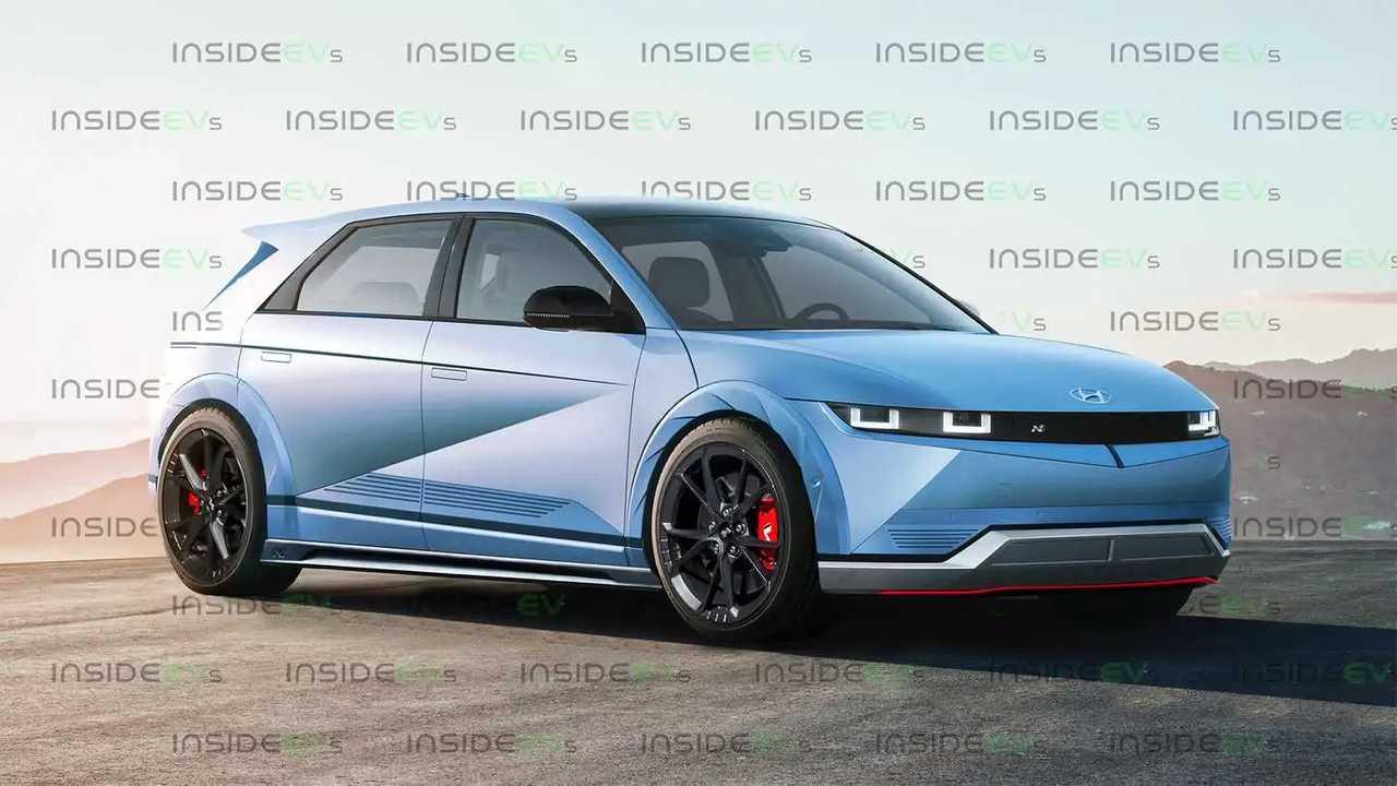 Hyundai Ioniq 5 N