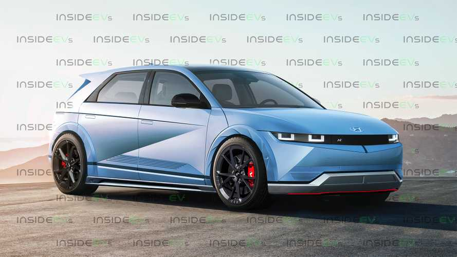 Hyundai N EV confirmed, performance hydrogen fuel-cell vehicle considered