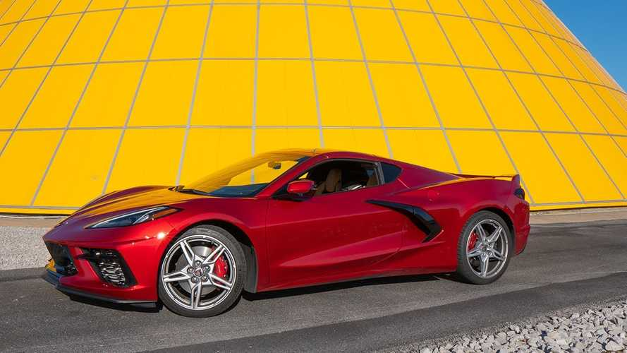 Corvette Easter Eggs, Temukan Semua Logo di Sekujur Bodi Mobil