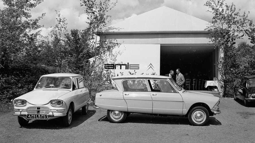 Citroën Ami 6, bu yıl 60. yaşını kutluyor