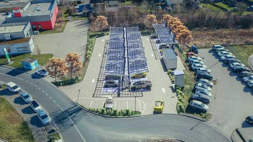 Le paradis de la recharge en Allemagne : 52 bornes de 300 kW !