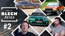 BLECH REDEN #2: M3 gegen Tesla, Hack-Ladehemmungen und Voltswagen